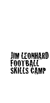 jim leonhard football skills camp